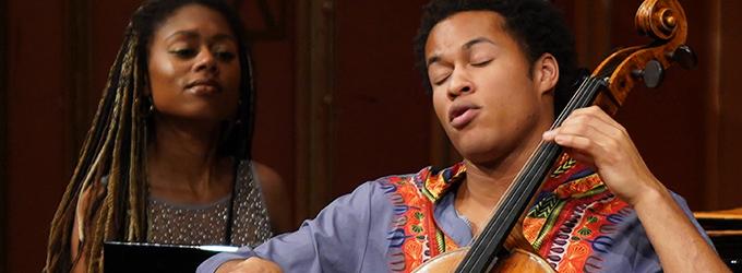 Sheku & Isata Kanneh-Mason