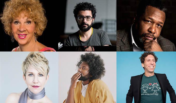 Digital Residency Artists