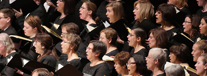 A Virtual Grand Night for Singing